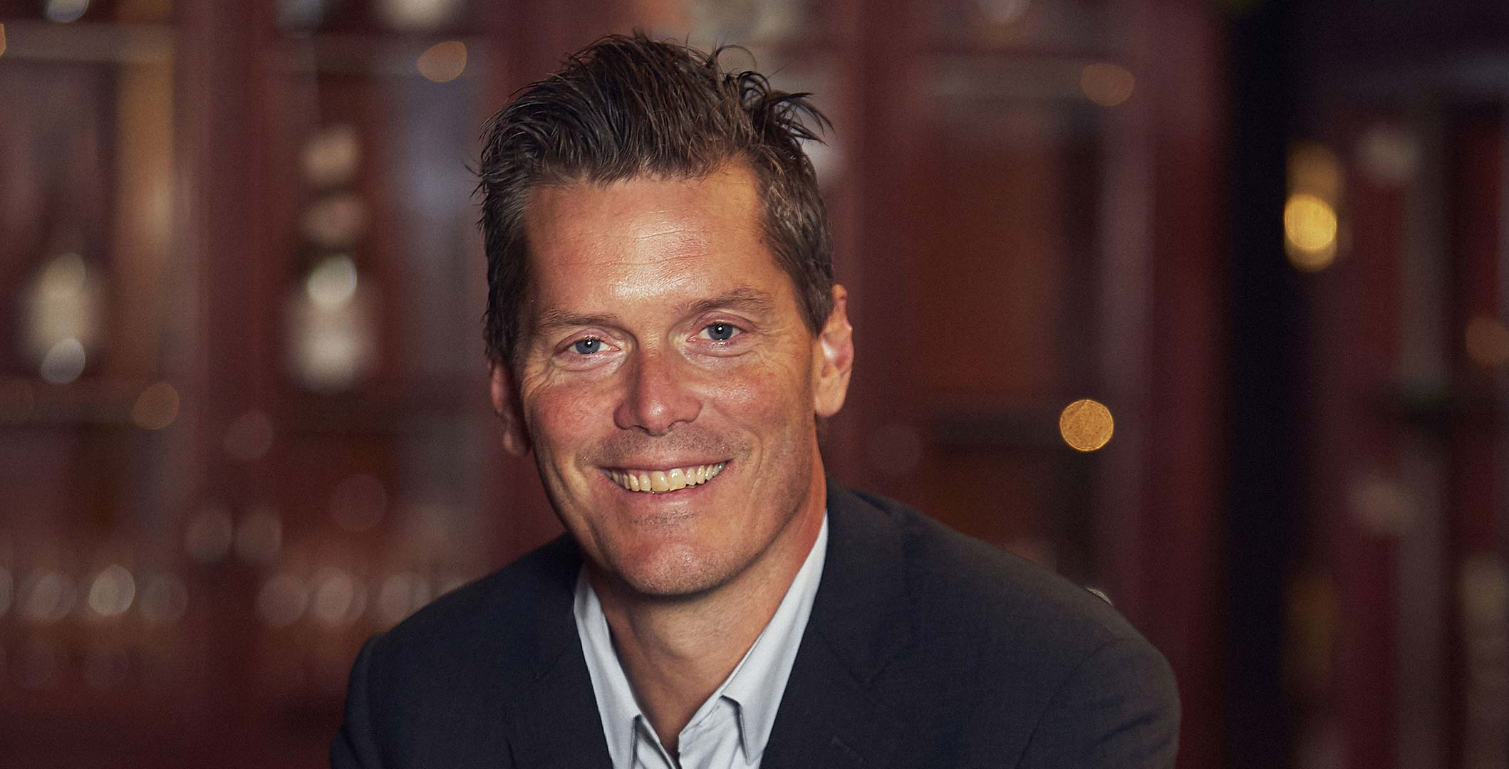 Porträtt Thomas Enqvist