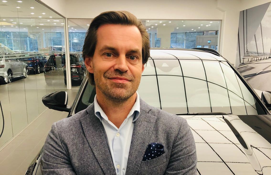 Anders Boqvist, Audi